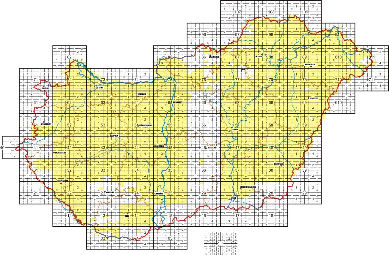 topográfiai térkép Topografiai terkepek topográfiai térkép