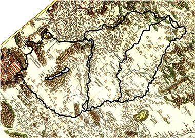 irány magyarország térkép Az első magyar térkép irány magyarország térkép