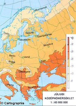 tematikus térkép A tematikus térképek tematikus térkép