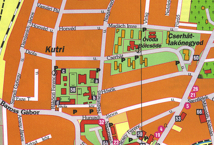 pásztó térkép Zentai Laszlo publikacioi pásztó térkép