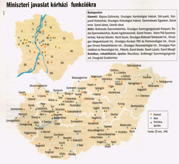 magyarország térkép balassagyarmat HVG, 2007. I. 20., 7. oldal magyarország térkép balassagyarmat
