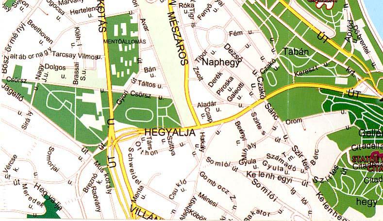 budapest marina part térkép Autóker prospektusok, 2005. VII. budapest marina part térkép