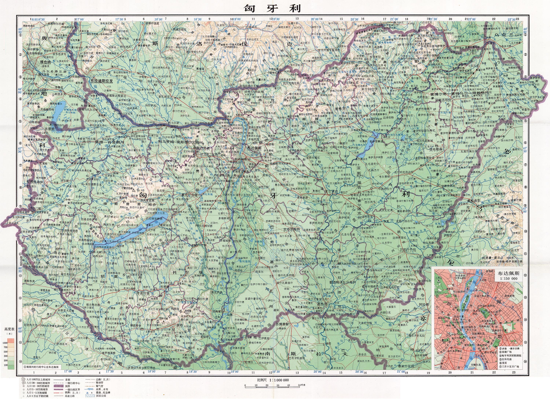 magyarország útvonalai térkép Térképek Magyarország teljes területéről magyarország útvonalai térkép